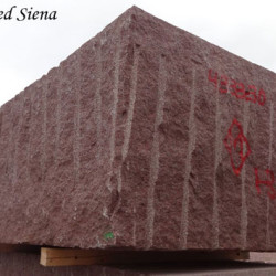 African Red Siena Granite