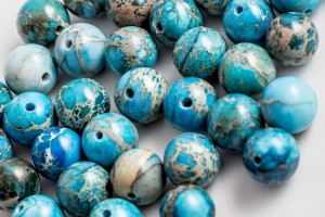Natural analogues of turquoise
