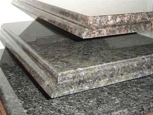 How is granite treated