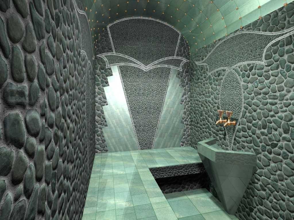 Place: сандуновские бани