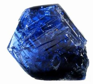 From the history of tanzanite