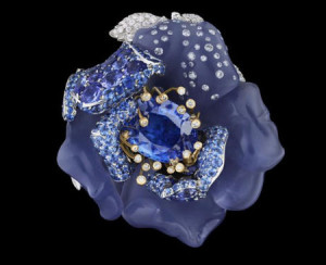 The use of tanzanite