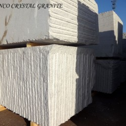 Granite Blanco Crystal Com