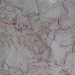Cream Green-Red Marble
