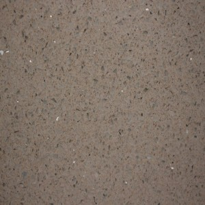 Beige Mirrored Artificial Quarzite